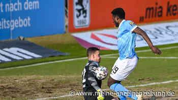 TSV 1860 - SV Meppen JETZT im Live-Ticker: Chaos im Strafraum - Gallige Löwen versuchen alles