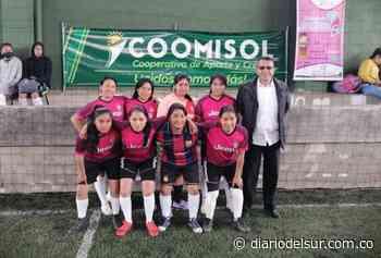 Fomentan el minifútbol femenino en Cumbal - Diario del Sur