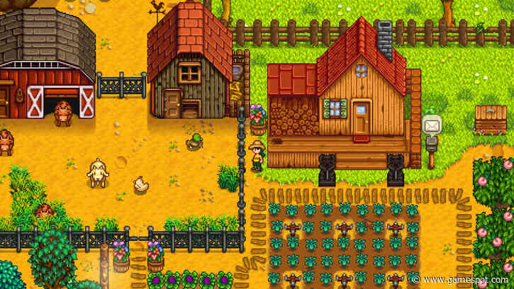 Stardew Valley Update 1.5 Submitted For Certification On Consoles