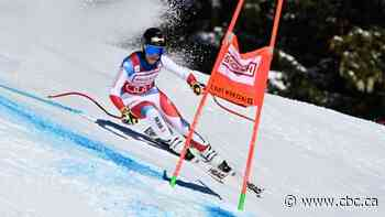 Lara Gut-Behrami wins tricky World Cup super-G on home course