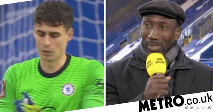 'It's a problem' – Chelsea great Jimmy Floyd Hasselbaink slams Kepa Arrizabalaga after howler against Luton