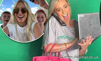 Roxy Jacenko reveals whether she plans to have any more children