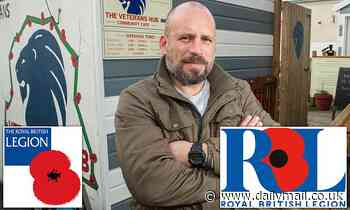 Royal British Legion blasted for misuse of funds after it spent almost £100,000 on new LOGO