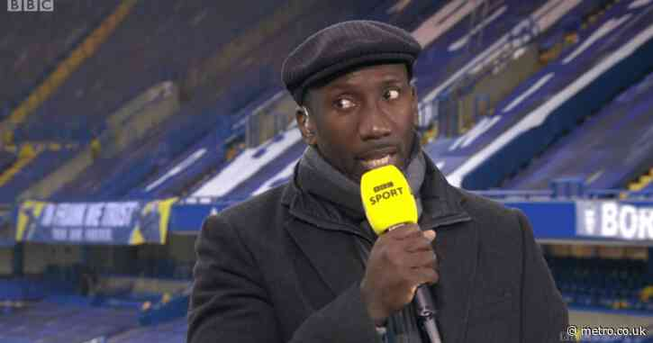 Jimmy Floyd Hasselbaink tips Billy Gimour to 'replace' Jorginho at Chelsea