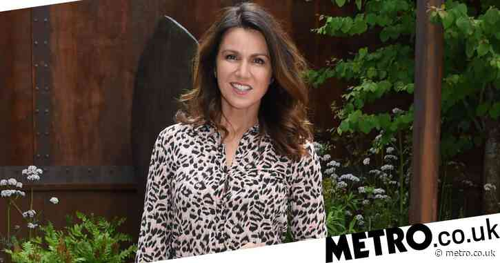 Susanna Reid reveals 'toxic and horrible' abuse over coronavirus pandemic coverage