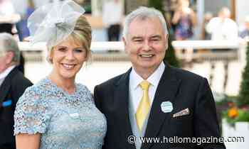 Eamonn Holmes thrills fans with unseen family photo for special occasion