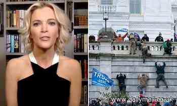 Megyn Kelly says networks like CNN are partially responsible for Capitol riot