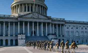 5,000 National Guard troops to remain in DC through March despite no disruption on Inauguration Day