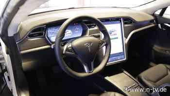 Zu wenig Speicher als Gefahr?: Behörde prüft Teslas Mittelbildschirm