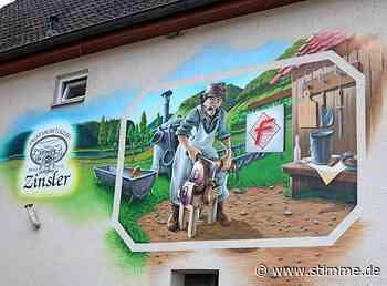 Zwei Künstler aus Mulfingen, die verschiedener nicht sein könnten - STIMME.de - Heilbronner Stimme