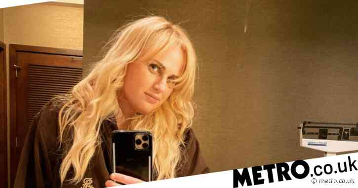 Rebel Wilson is our biggest cheerleader as she begs fans not to get on the scales in motivational post