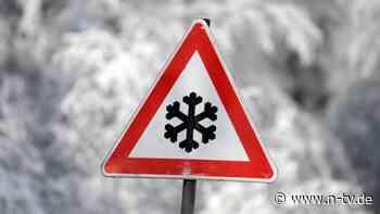 Die Wetterwoche im Schnellcheck: Nach dem Tauwetter kommt der Winter