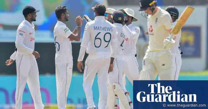 Embuldeniya's spin for Sri Lanka stops England's Joe Root winning the day | Emma John