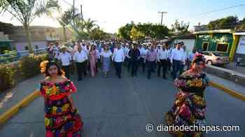 en la Feria de Acala Inicia la festividad en honor a San Pablo - Diario de Chiapas
