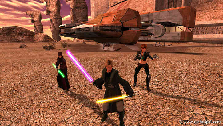 New Star Wars: Knights Of The Old Republic Game Reportedly Being Made Without BioWare
