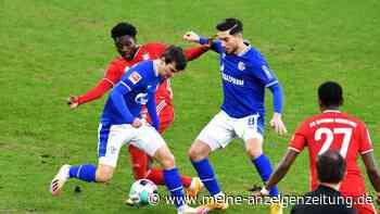 FC Schalke - FC Bayern JETZT im Live-Ticker: Königsblau mit der Riesen-Chance - dann fällt plötzlich das nächste Tor