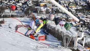 Streif-Ticker: Wetter-Chaos in Kitzbühel - Top-Ergebnis für DSV-Asse beim Hahnenkamm-Rennen