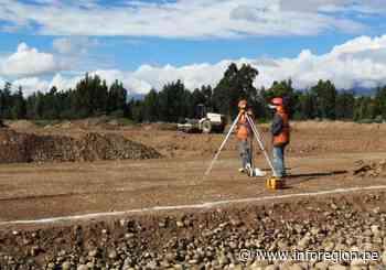 Avanzan obras de saneamiento en Orcotuna – Inforegion - INFOREGION