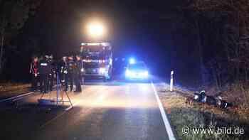 Unfall bei Troisdorf: Roller-Fahrer stirbt an der Landstraße - BILD