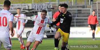 1. FC Köln: U21 verliert mit 0:3 gegen Borussia Dortmund II - EXPRESS