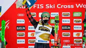 Reece Howden earns 3rd ski cross win in 4 races on World Cup Tour