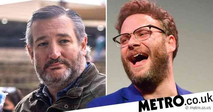 Seth Rogen's feud with 'fascist' Ted Cruz rages on with clash over Disney movie Fantasia