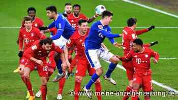 FC Schalke - FC Bayern JETZT im Live-Ticker: Coman bleibt nach Zweikampf liegen - Lewandowski nicht mehr dabei