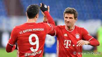 Fährmann verhindert Klatsche: FC Bayern bestraft Schalke, RB und den BVB