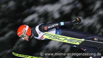 Skispringen heute: Geiger und Eisenbichler springen aufs Podest, Sturz-Drama um Granerud