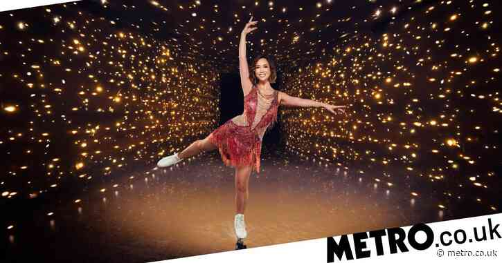 Who is Myleene Klass' fiance and do they have children as she makes her Dancing On Ice debut?