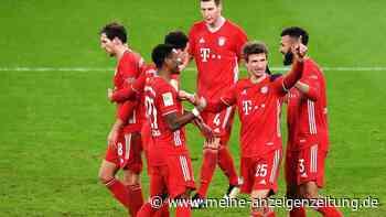 tz-Noten der FCB-Stars gegen Schalke: Zwei Bestnoten! Und ein Abwehr-Star überrascht
