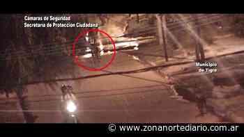 En General Pacheco, el COT detuvo a un hombre que circulaba en bicicleta con una planta de marihuana - Zona Norte Diario Online
