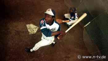 Baseball-Legende stirbt mit 86: Die Todesdrohungen vergaß Hank Aaron nie