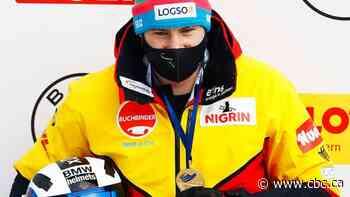 Germany's Francesco Friedrich secures 3rd straight 4-man bobsleigh season title