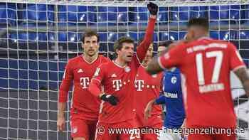 """Hammer-Ansage nach Abpfiff! Müller bricht Lanze für oft gescholtenen FCB-Kollegen: """"Er bleibt hier"""""""