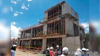 Advierten limitaciones en construcción del hospital de Huanta - Jornada
