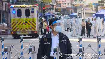 Coronavirus: Hong Kong puts 10,000 people into lockdown - the first of the pandemic