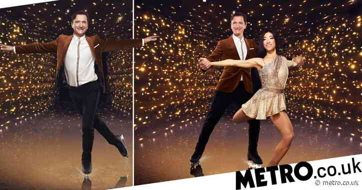 Who is Dancing On Ice star Graham Bell and what happened to his skating partner Yebin Mok?