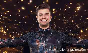 Everything you need to know about Dancing On Ice's Sonny Jay