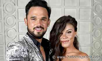 Why did Dancing on Ice star Faye Brookes and Gareth Gates split?