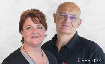 Maria Anderl und Hubert Gerner sind Nahversorger in Maria Schmolln. Foto - Tips - Total Regional