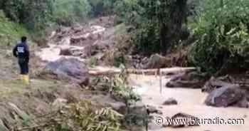 Más de 16.000 afectados en Villagarzón, en Putumayo tras fuertes lluvias - Blu Radio