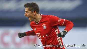 FC Bayern knackt vier Rekorde in einem Spiel - gleich drei gehen an Robert Lewandowski