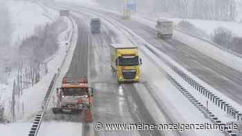 Wetter in Deutschland: Amtliche Warnungen für ganze Republik -Mancherorts Winterausrüstung fürs Auto nötig