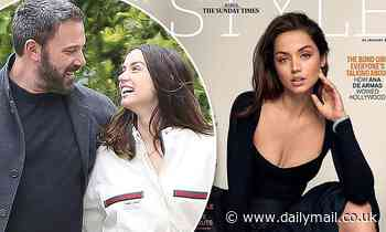 Ana de Armas says her 'life has been been about being in the right place at the right time'