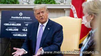 """Trumps Taskforce-Chefin spricht offen über """"Qual"""": Corona-Leugner im Weißen Haus - und sogar """"Zensur""""?"""