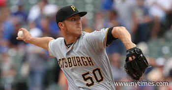 Jameson Taillon Traded to Yankees