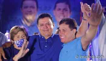 01 Barra do Corda: Rigo Teles lidera com 53,8% para prefeito - Imirante.com
