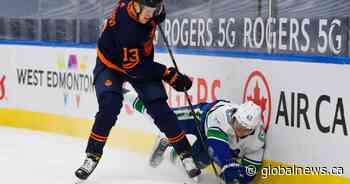 Jesse Puljujarvi gets promotion as Edmonton Oilers visit Winnipeg Jets