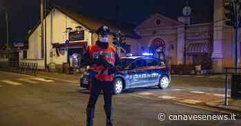 San Giusto Canavese, minorenne tenta di rapinare un negozio con un coltello. Arrestato - Canavese News
